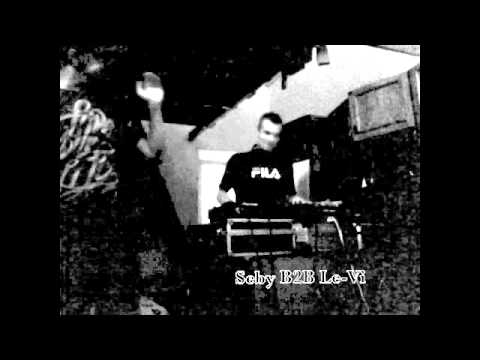 Seby B2B Le-vi live after  B2B Video mixx /2012'05'29'/