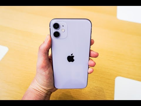 APPLE'S  ALL NEW IPHONE 11