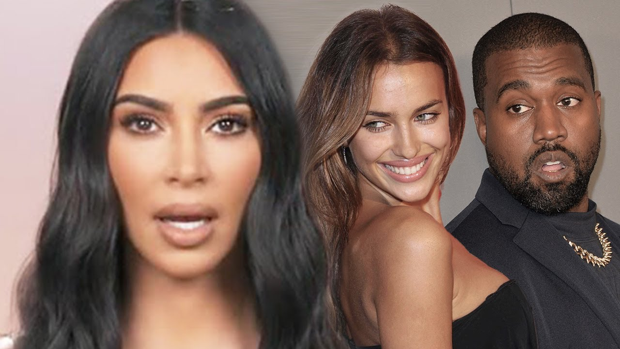 Kim Kardashian Reacts To Kanye & Irina Shayk Dating Rumors