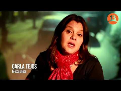 Santiago en Moto- Programa de Contacto Canal 13- Matu Realidad