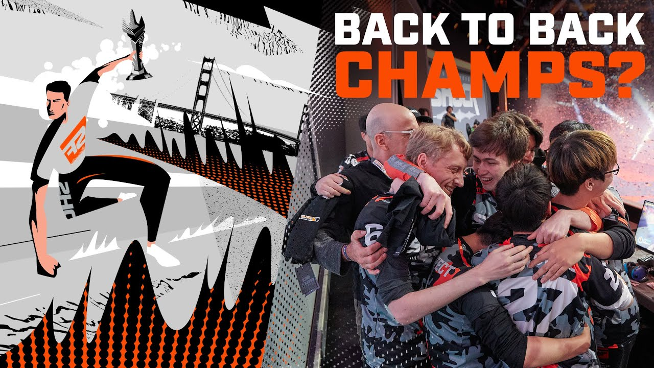 Can the @San Francisco Shock Become BACK-TO-BACK CHAMPS?! — Ft. Super, Viol2t, Moth, & Choihyobin