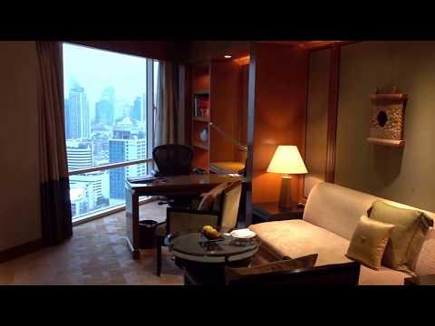 Conrad Bangkok, Thailand - Review of Executive Corner Suite 3009
