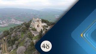 برنامج 48   سهل مرج ابن عامر .. جنة فلسطين الخضراء   حلقة 2017.9.11