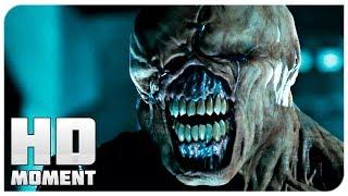 Первый бой Элис и Немезиса - Обитель Зла 2: Апокалипсис (2004) - Момент из фильма