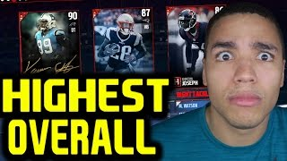 HIGHEST OVERALL DRAFT! WE ARE BACK - MADDEN 17 DRAFT CHAMPIONS