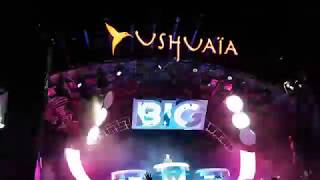 Ushuaia Ibiza 10.07.2017 David Guetta BIG Monday (Video 4K)