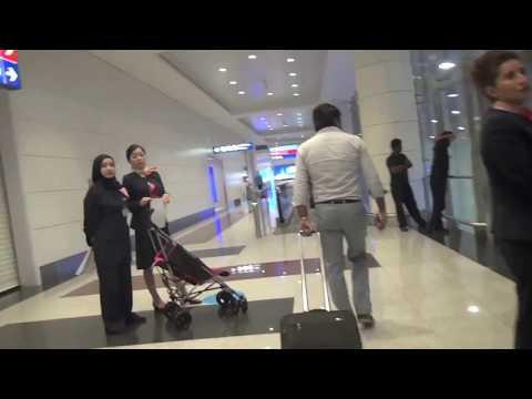 Air India | Delhi-Dubai | Business Class | Boeing 787 Dreamliner