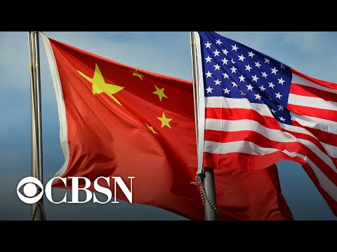 U.S. and China battle for technological supremacy