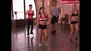 Упражнения с Ab Rocket Twister - кардио