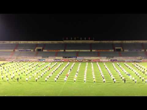 Đồng Diễn ĐHTDTT 2014- Tây Ninh