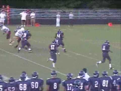 Joshua B. Williams - Running Back / Linebacker  - Class of 2011...Durham, NC