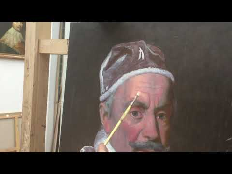 Oil Painting, Old Masters Method