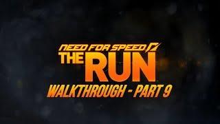 Need for Speed The Run | Ultra™ Walkthrough [Part 9]
