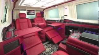 Mercedes Viano Sprinter V.I.P.» Офис на колесах.Красный салон.(, 2014-08-25T12:16:52.000Z)