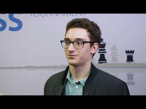 Tata Steel Chess 2018   Interview    Fabiano Caruana   Round 8