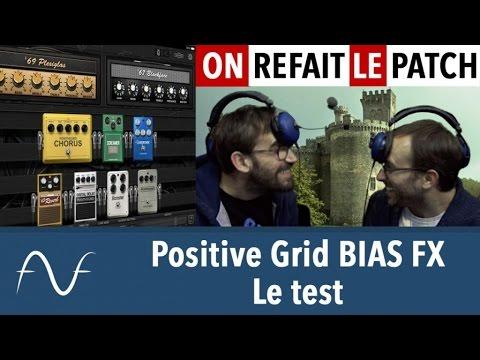BIAS FX - TEST