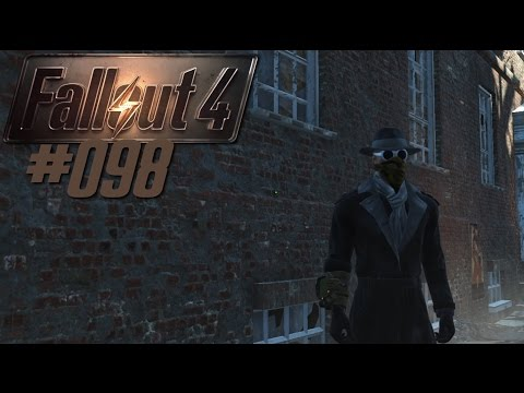 FALLOUT 4 #098 [HD|German] - Silver Shroud räumt auf! - Let's Play Fallout 4