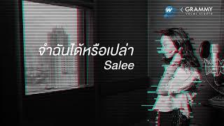 จำฉันได้หรือเปล่า - Salee [Official Audio]