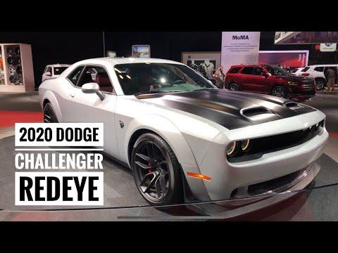2019-dodge-challenger-redeye-walkaround