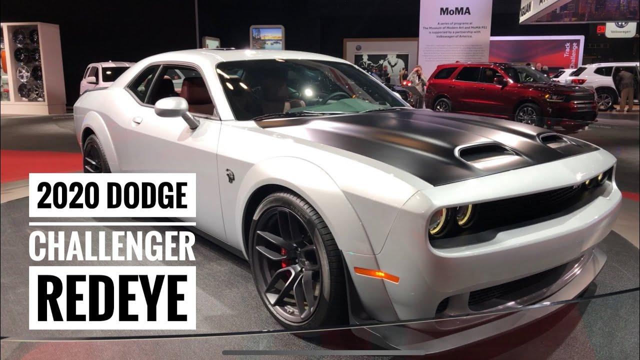 2019 Dodge Challenger Redeye Walkaround