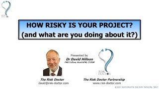 How risky is your project?