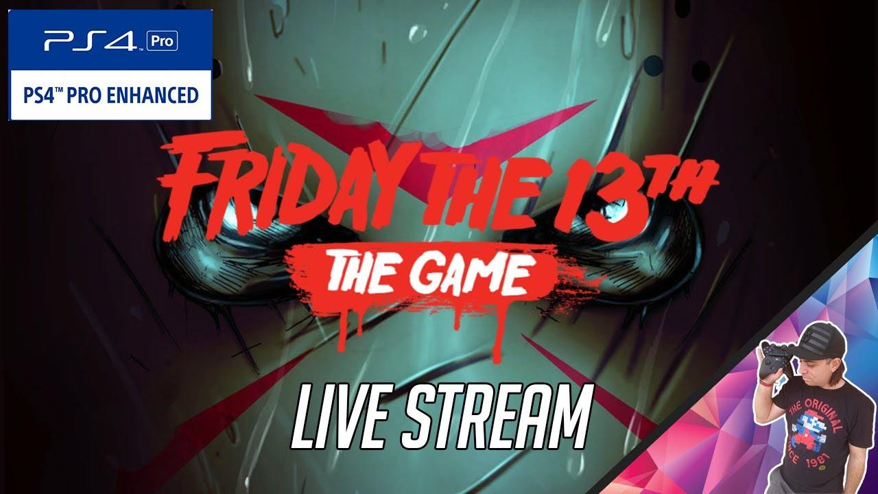 The Death of Jason !??? ??  Friday the 13th : The Game   PS4 Pro   - YouTube
