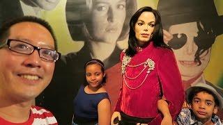 Madame Tussauds New York - Video Blog