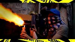 Crime scene- do not enter crime scene