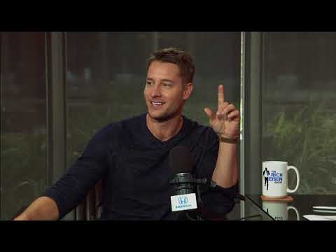 """""""This Is Us"""" Star Justin Hartley Joins The Rich Eisen Show In-Studio 