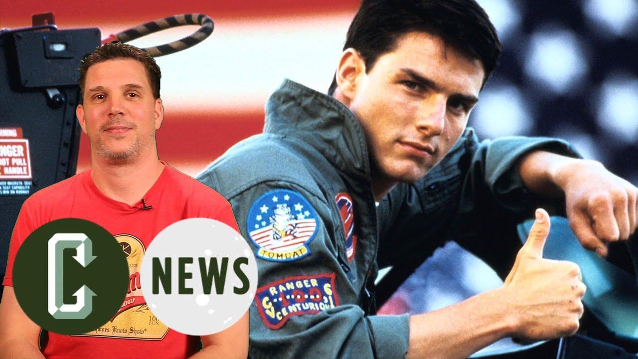 Tom Cruise confirms that, yes, Top Gun 2 is definitely happening
