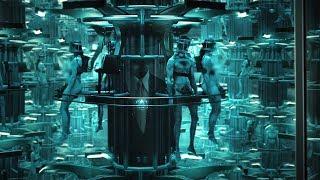 吸血鬼圈养人类喝人血,人类只剩下不到5%,速看科幻恐怖片《嗜血破晓》