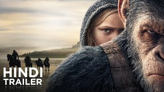 War for the Planet of the Apes | Official Hindi Trailer | Fox Star India | July 14