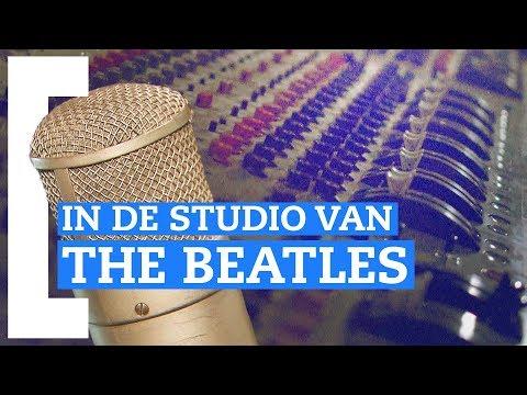Een rondleiding door de Abbey Road Studios
