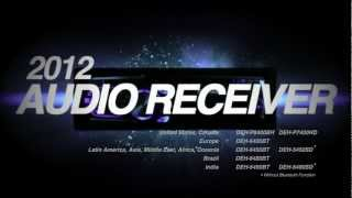Ролик 2012 PIONEER AUDIO RECEIVER.AVI