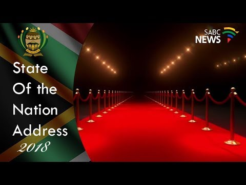 State of the Nation Address 2018 (Red Carpet)