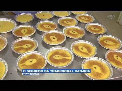 "Band Cidade - ""O segredo da tradicional canjica"""