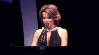 The Asian Awards 2011 - Charity Appeal for Save the Children - Natasha Kaplinsky