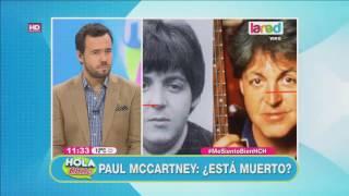 Las sorprendentes pruebas que indican que Paul McCartney estaría muerto