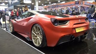 Ferrari 488 GTB 2015 By xXx Performance Videos