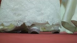 How Much Should Your Wedding Dress Be Hemmed From the Floor? : The Wedding Dress