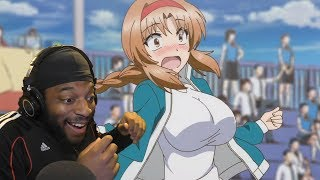 GLAD I DID THIS | REACTING TO FUNNY ANIME MOMENTS