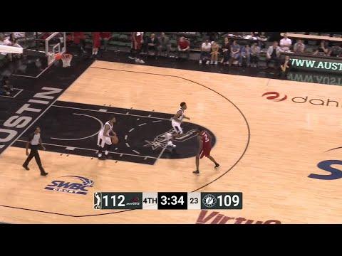Tony Mitchell (24 points) Game Highlights vs. Austin Spurs