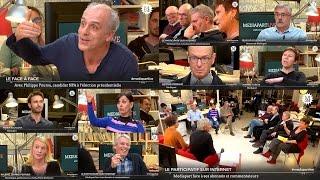 Mercredi dès 19h30: Philippe Poutou, Mediapart face à ses abonnés et le participatif