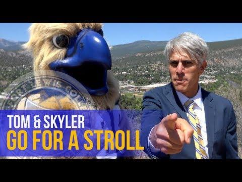 Thumbnail for Skyler and Tom Go for a Stroll