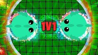 Mope io 1v1 battle! mope io  батлы в аренах