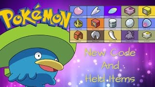 Roblox Project Pokemon // HELD ITEMS - New Update // New Code #22