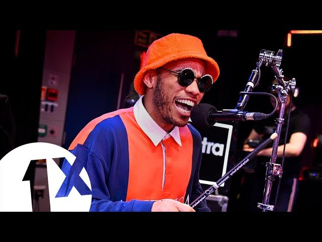 Anderson .Paak - Heart Don't Stand a Chance in the 1Xtra Live Lounge