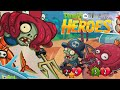 Attack Of Tentacles - Plant Mission 6 Final   Plants vs. Zombies Heroes
