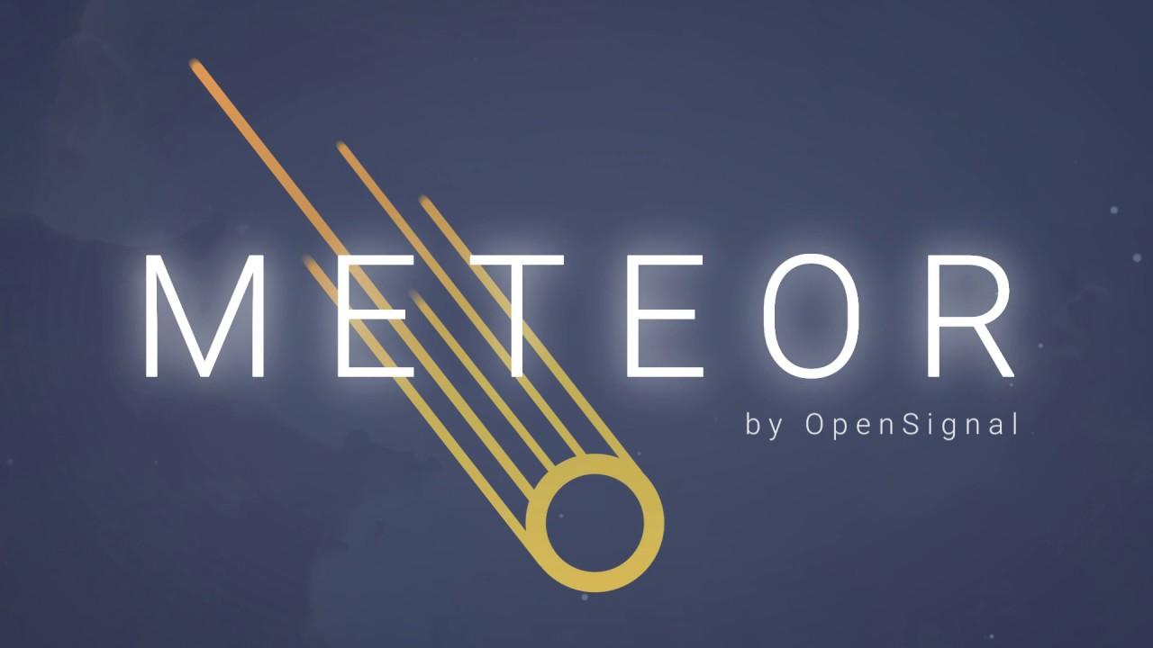 Meteor – App Speed Test