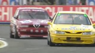 Classic Murray Walker  - BTCC Best Moments - 1994 British Touring Car